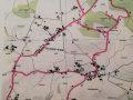 23.Versuch Ablaufplan auf der Landeskarte